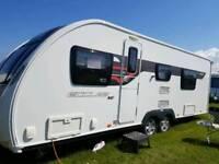 2014 6 birth sterling caravan