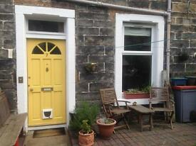 Beautiful short term let with garden