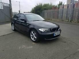 2010 BMW 118D SE BLACK *MOT MARCH 2018*