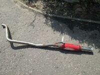 Cherrybomb exhaust