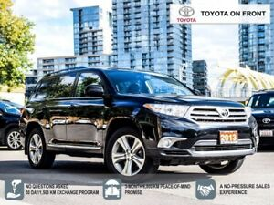 2013 Toyota Highlander V6 Sport Package
