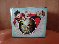 Commemorative Boxed Dandy Mug Lord Snooty 1988 complete