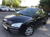 05 plate - Ford Focus 1.6 petrol - one year mot - 5 door - good runner