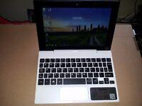 """Toshiba Click Mini L9W-B-102 Intel Atom Quad Core 32GB 8.9"""" Windows 8.1 Tablet"""