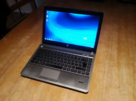 "HP 4340s 13.3"" LAPTOP, FAST 3.10GHz CORE i5, 6GB, 320GB, WIFI, BLUETOOTH, DVD, WEBCAM, USB 3.0, HDMI"