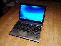 "HP 4340s 13.3"" LAPTOP, FAST 3.10GHz CORE i5, 6GB, 320GB, WIFI, BLUETOOTH, DVD, WEBCAM, USB 3.0, HDMI"