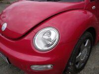 VW BEETLE PASS SIDE HEADLIGHT