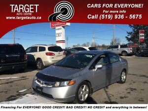 2006 Honda Civic EX, No Rust Very Clean, Drives Great and More !