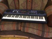 Yamaha DJX Keyboard