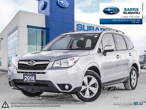 2014 Subaru Forester 2.5i Touring at Sunroof,H.Seats,B.Tooth