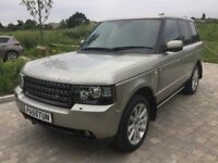 Range Rover vougue 4.4 Diesel 2012 only £14995