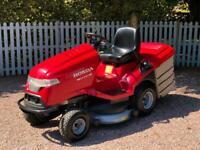 Honda HF 2417 Ride on mower - lawnmower - John Deere / Kubota / Stiga / Countax