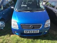 2003 SUZUKI WAGON R 70000 MILES VERY GOOD CONDITION DRIVES QUITE AND SMOOTH ONE YEAR MOT