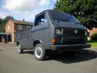 vw t25 single cab pick up classic surf