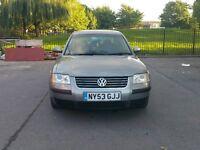 volkswagen passat 1.9 diesel 2004