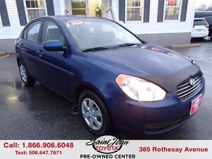 2011 Hyundai Accent GL $81.89 BI WEEKLY!!!