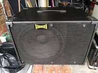 Schroeder 1515L, 2x15 Lightweight Bass Speaker Cabinet