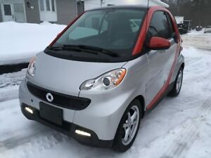 2015 Smart fortwo GPS TOIT PANORAMIQUE SIEGE CHAUFFANT AIR CLIMA