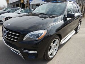2015 Mercedes-Benz M-Class ML400 4MATIC LUXURY FULL LOAD