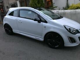 corsa d limited edition diesel