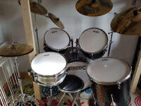 "Drumset ""Cannon Percusion"","