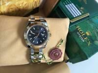 Rolex Datejust 2, Navy Blue dial