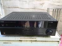 Yamaha RX-V677 surround audio/video reciver