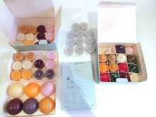 PartyLite AROMA MELTS+TEALIGHTS orVOTIVE SAMPLER, &TEA LIGHTS Pk. Greenwith Tea Tree Gully Area Preview