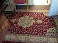 Rug - very thick pile