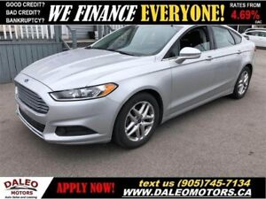 2015 Ford Fusion SE| BACKUP CAM| BLUETOOTH| VOICE COMMAND