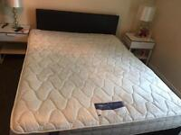 New Brand king size bed and matress