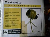 MASTERMIX CONCRETE MIXER MC110