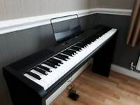 SDP-2 Stage Piano by Gear4music With Stand