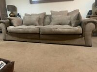 Sofology Molby 3 Piece Suite £500