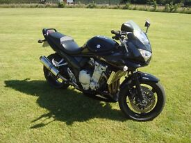 Suzuki Bandit 1250 SA K8 Mint Condition