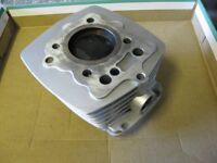 Low mileage used cylinder barrel and piston assembly, for Chinese copy Honda CG125 engine