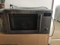 Sharp Microwave Oven, 800W.