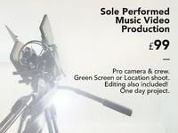 Music Video shoot & Edit!