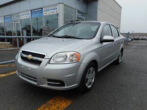 2011 Chevrolet Aveo 4 CYL 1.6L ECOTEC CLIMATISATION