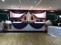 Wedding hall Tottenham, North London