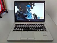 """GAMING HP 14""""ULTRABOOK - QUAD CORE i5 - 8GB - SSD-WIN10 - BACKLIT KEYBOARD-WARRANTY -DELIVERY-OFFICE"""
