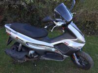2003 GILERA RUNNER 200 VRX..... 12 MONTHS MOT..... 1810 GENUINE MILES