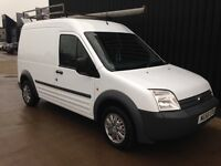 2007 ford transit connect noted 1 year