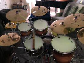 SJC drums (US)