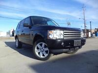 2003 LAND ROVER RANGE ROVER, LOADED!! CLEAN!! 416 742 5464