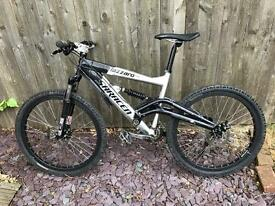 Mountain bike - loads new parts - needs TLC to finish