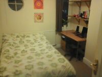 Small double room in house share. £400pm bills included. Southville BS3