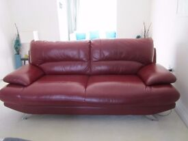 Sofa set 3 seater and 2 seater. Excellent condition.
