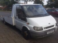Drive well y reg transit recovery quick s