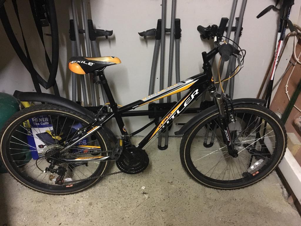 "Boys 24"" Claud Butler Mountain Bike"